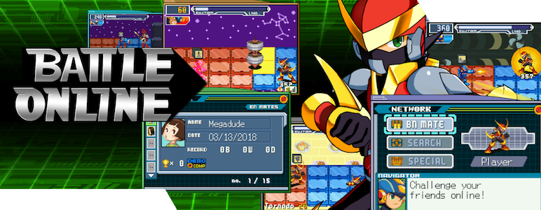 megaman battle network 2 rom